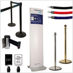 Crowd Control Queuing Products