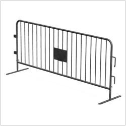 Steel Bike Rack Barricades